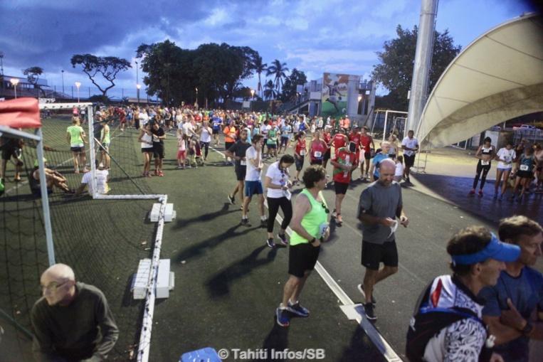 La course avait été initialement reportée pour raisons de sécurité