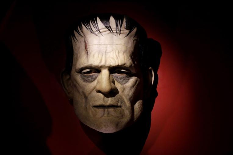 """Un musée de Los Angeles dévoile pour Halloween la science derrière """"Frankenstein"""" ou """"La Momie"""""""