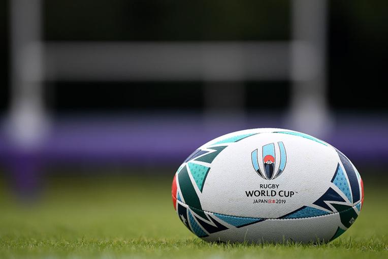 Mondial de rugby: le typhon attise les passions