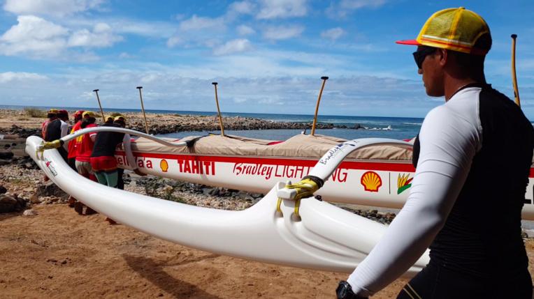 Shell Va'a vise sa douzième Molokai