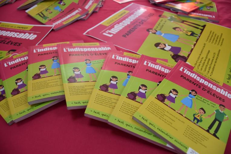 Le guide est édité à 25 000 exemplaires.