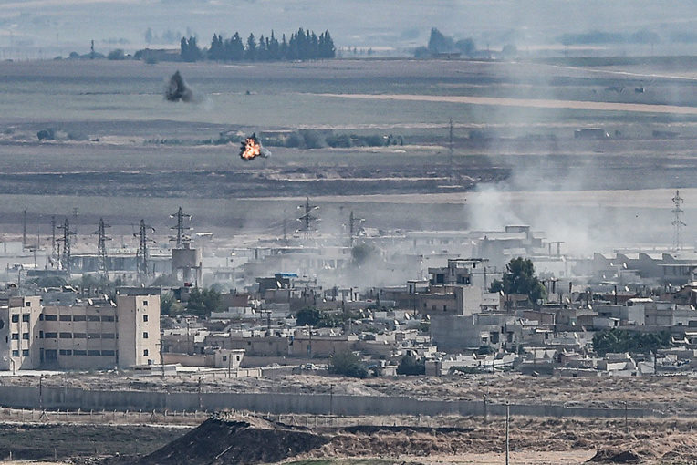 Syrie: les Kurdes s'allient à Damas face à l'avancée des forces turques