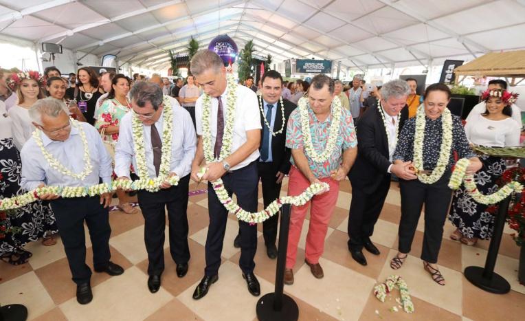 Digital Festival Tahiti : le Pays câblé, l'Etat connecté
