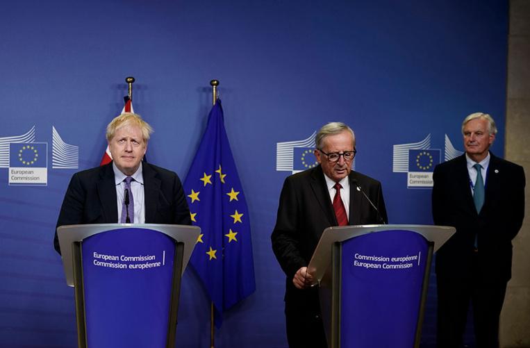 Brexit: un accord annoncé in extremis,feu vert du parlement britannique très incertain