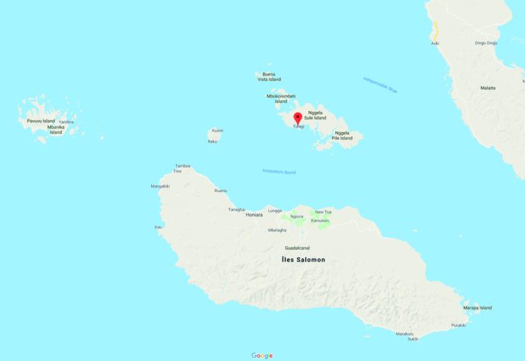 """Une entreprise chinoise signe un accord pour """"louer"""" une île des Salomon"""
