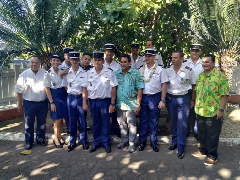 Teva Moua dirigera une équipe de 14 personnes. Il compte entretenir de bonnes relations avec la municipalité et les habitants de Punaauia.