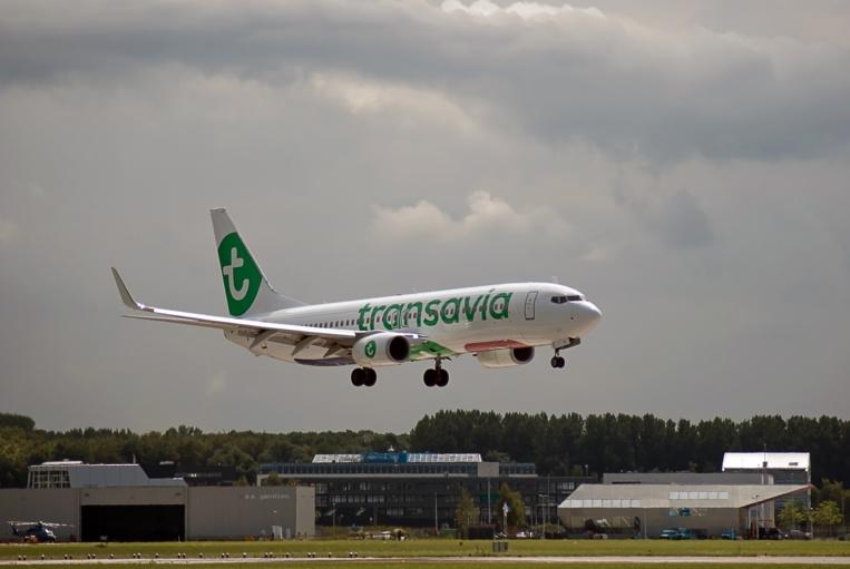 Incident à bord d'un vol Transavia, un passager tente d'ouvrir une porte en vol