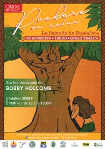 Une comédie musicale en hommage à Bobby Holcomb