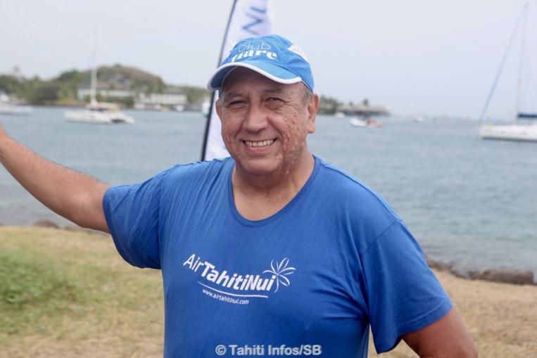Manihi Va'a gonflé à bloc pour la Hawaiki