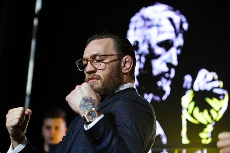 La star du MMA Conor McGregor annonce son retour en janvier