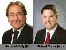 Tournées océaniennes pour diplomates australiens et néo-zélandais