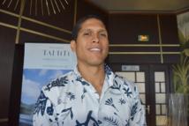 Manoa Rey, coordinateur de la niche grande plaisance pour Tahiti Tourisme.