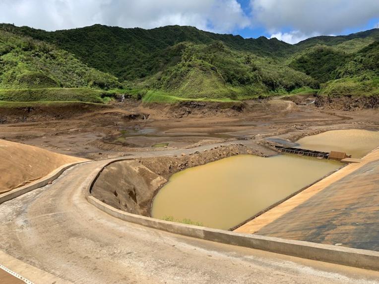 Les barrages de Marama Nui font peau neuve