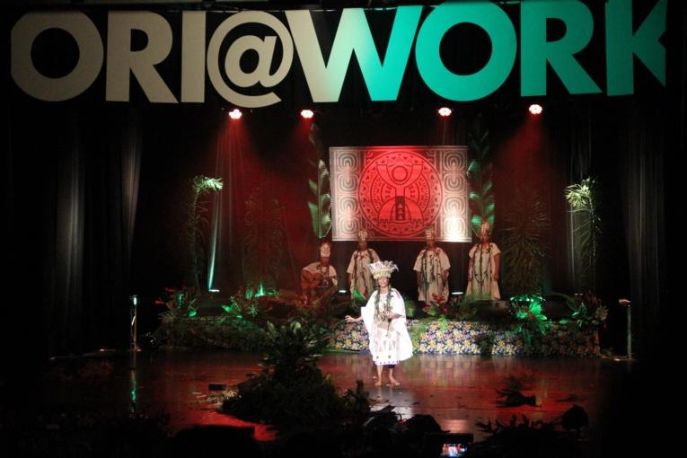 L'événement Ori@Work a rassemblé 269 salariés du groupe dans une célébration de la culture polynésienne.