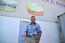 Laurent Tarahu, de l'association de consommateurs Te Tiara