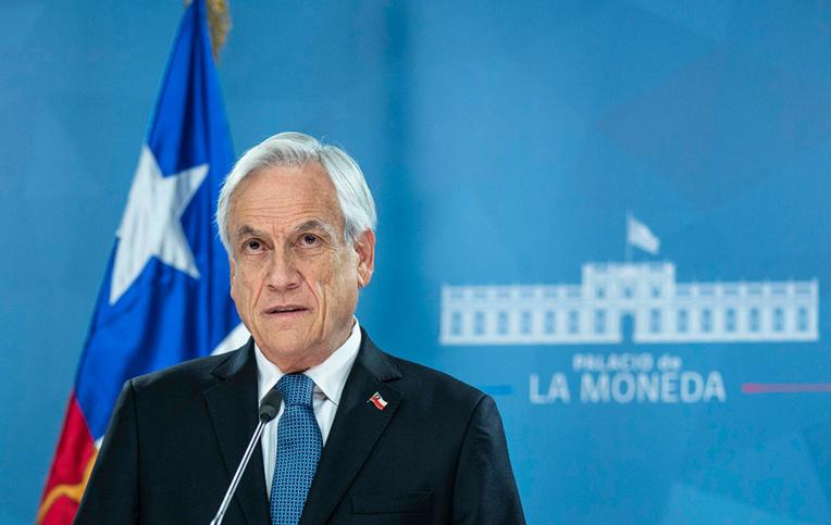Chili: le président remanie son gouvernement, nouvelles violences