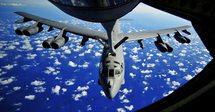 Atterrissage forcé d'un chasseur F-16 à Saipan