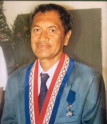 Ismaël Tuahu, en 2005.