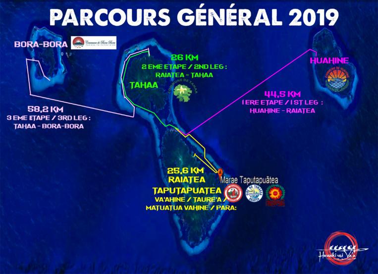 Hawaiki Nui : Que la fête du va'a commence !
