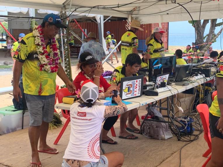 Hawaiki Nui : Cafouillage sur l'antidopage