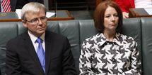 Australie: vote des travaillistes lundi pour le leadership du parti et du gouvernement