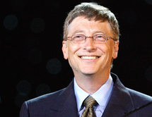 """Bill Gates demande une """"révolution numérique"""" pour lutter contre la faim"""
