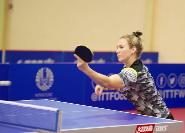 Chez les dames la finale a opposé l'Australienne Melissa Taper à Heimoe Wong, originaire de Raiatea.