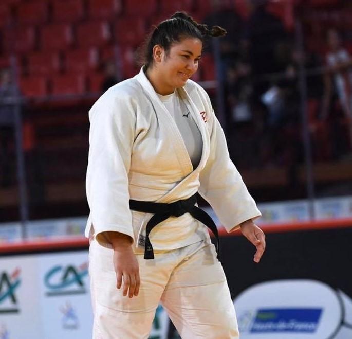 Rauhiti Vernaudon en bronze aux championnats de France de judo