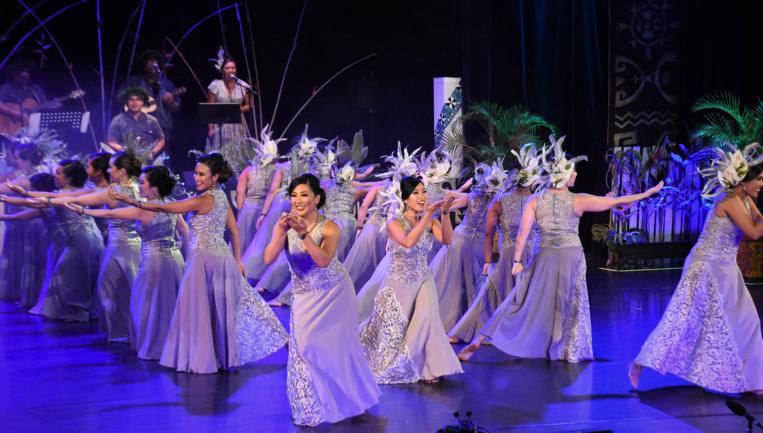 Le groupe Te Pura o te Rahura'a a remporté la 1ère édition du Hura Manihini.