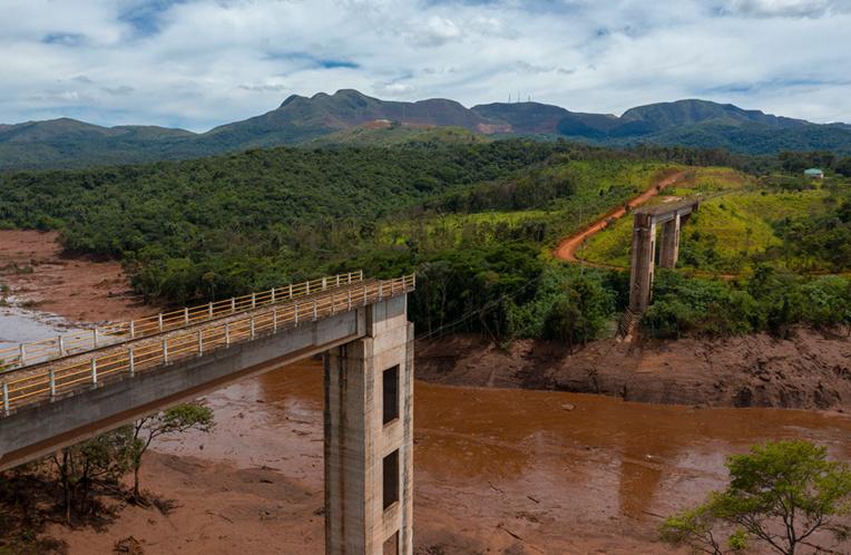 Brésil: Vale a omis des informations, la tragédie du barrage de Brumadinho aurait pu être évitée