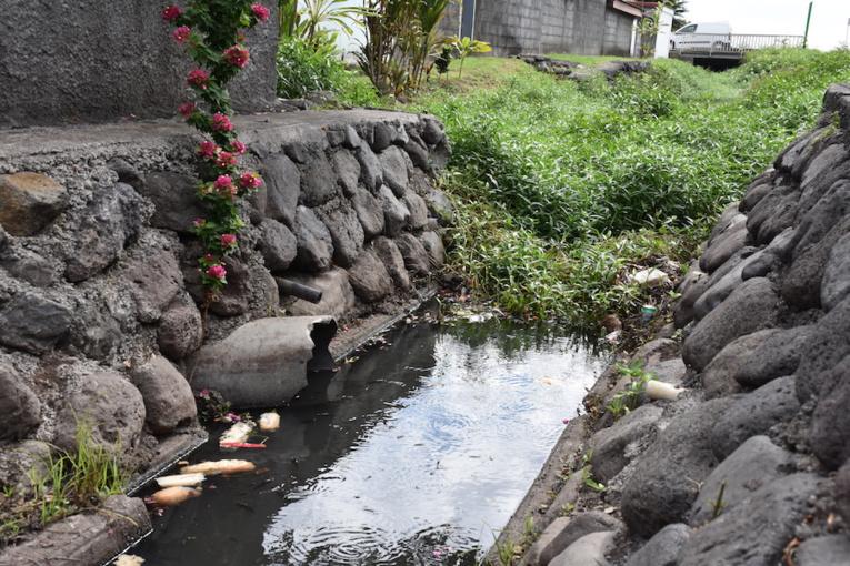 Paea en eaux troubles