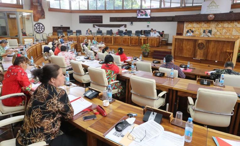 L'assemblée allège le contrôle des marchés publics