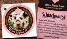 Un Allemand donne un visage à ses saucisses sur internet