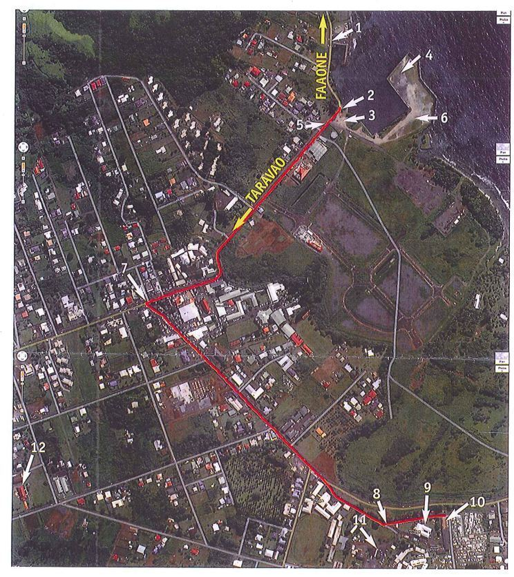 "Un exercice ""Plan Rouge"" à Tairapu-Est jeudi après-midi"
