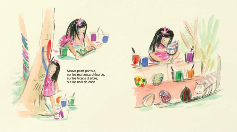 Page enfant : Découvre la programmation du salon du livre