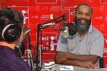 Charles Washetine, porte-parole du Parti de libération kanak