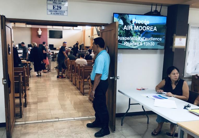 Crash d'Air Moorea : la cour en quête de responsabilités