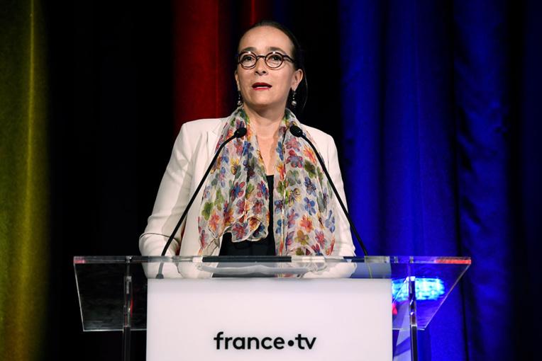 Ernotte annonce des quotas de réalisatrices à France Télévisions dès 2020