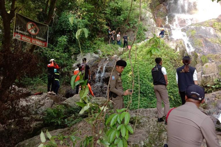 Thaïlande: un touriste français meurt en prenant un selfie près d'une chute d'eau