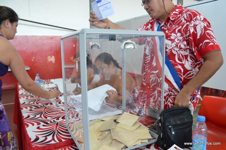 Vérifiez votre inscription sur les listes électorales