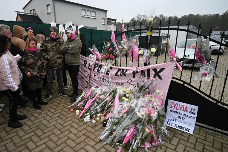Bas-Rhin: marche blanche en mémoire de Sylvia, tuée par son mari