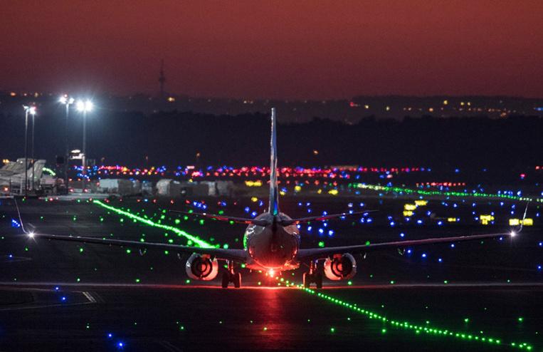 Collision entre deux avions sur l'aéroport de Francfort, pas de blessés