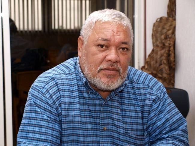 Raymond Tekurio est décédé dimanche à Paris. (Photo : SPCPF).