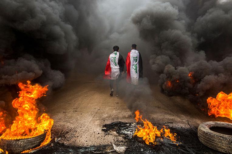 Les Irakiens encore dans la rue malgré de nouvelles promesses de réformes