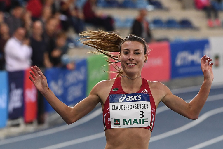 Dopage: Claude-Boxberger positive à l'EPO, nouveau coup de massue pour l'athlétisme français