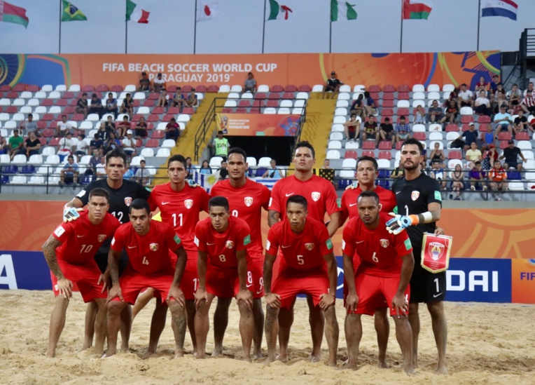 Photo : Fútbol de Playa APF