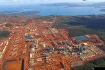 Vale va produire 20.000 tonnes de nickel en Nouvelle-Calédonie en 2012