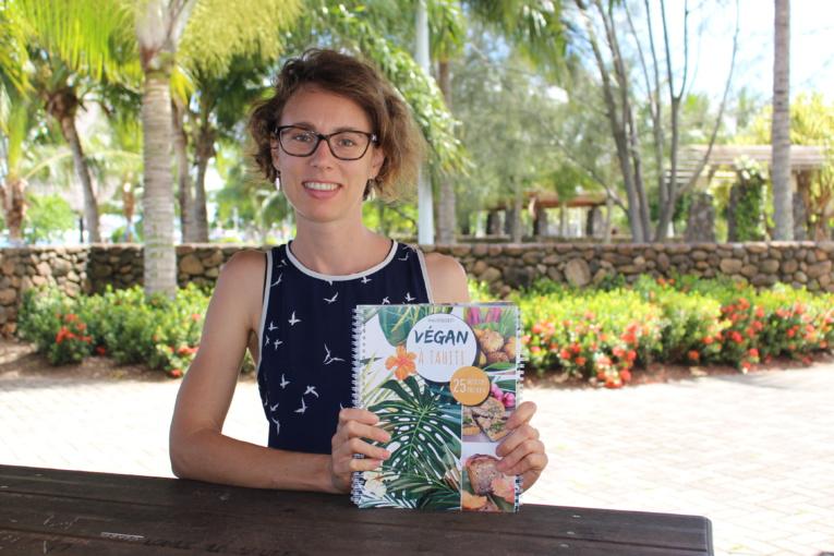 Dédicace gourmande autour du livre Végan à Tahiti