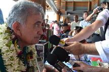 Gare Maritime de Papeete : elle est ouverte