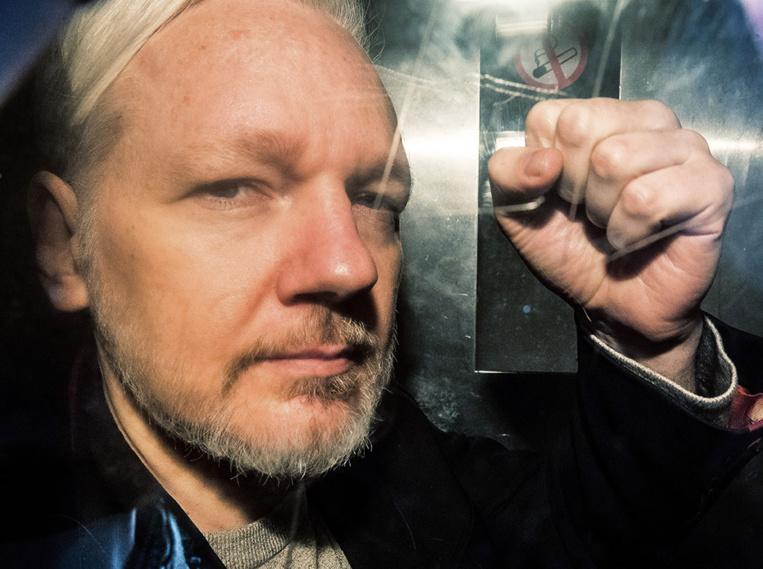 Le Premier ministre australien n'interviendra pas pour faire rapatrier Assange